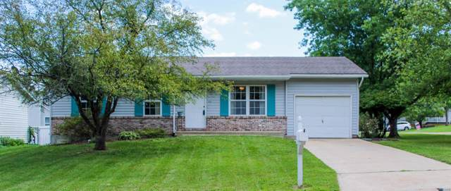 1508 Cypress Drive, Pacific, MO 63069 (#19055055) :: RE/MAX Professional Realty
