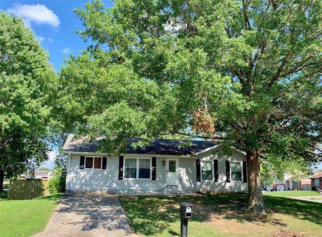 202 Hazel Street, Cape Girardeau, MO 63701 (#19055086) :: RE/MAX Professional Realty
