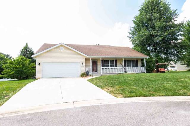 1458 Willoughby Drive, Shiloh, IL 62269 (#19055104) :: The Becky O'Neill Power Home Selling Team