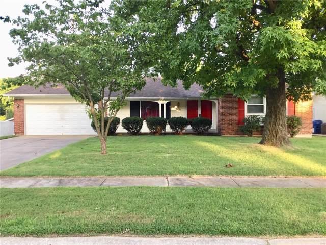 1570 Ranchwood, Florissant, MO 63031 (#19055126) :: Clarity Street Realty