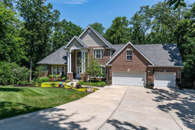 352 Whispering Forest Lane, Pacific, MO 63069 (#19055131) :: RE/MAX Vision