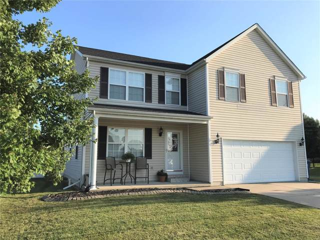1003 Joyce Lane, New Baden, IL 62265 (#19055163) :: The Kathy Helbig Group