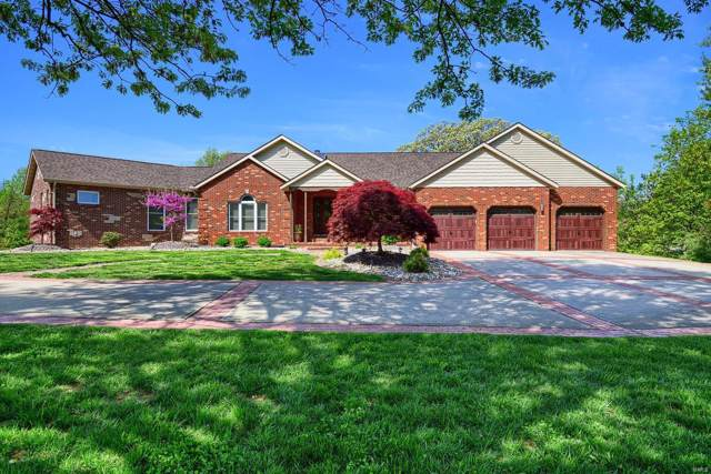 6848 Middlegate Lane, Glen Carbon, IL 62034 (#19055164) :: Kelly Hager Group | TdD Premier Real Estate