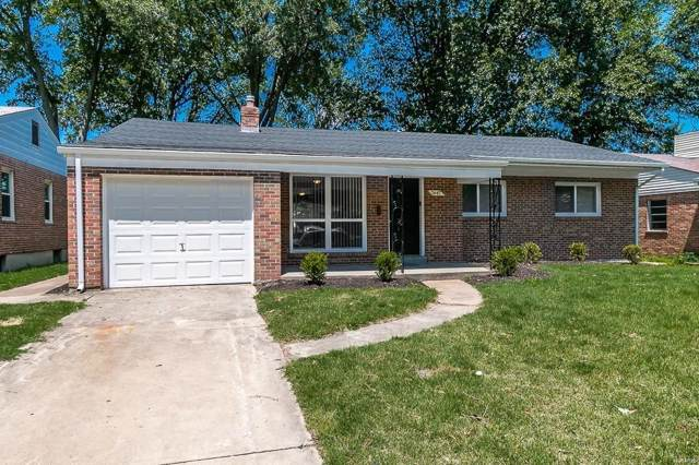 7447 Ahern Court, St Louis, MO 63130 (#19055184) :: Clarity Street Realty