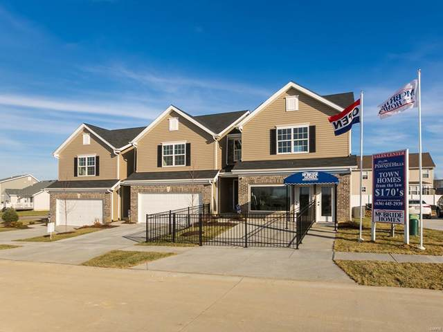 504 Peruque Commons Court, Wentzville, MO 63385 (#19055228) :: Kelly Hager Group | TdD Premier Real Estate