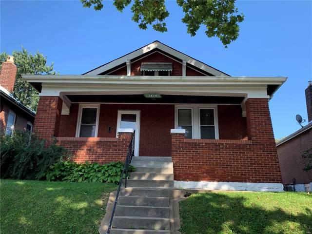 5414 Pennsylvania Avenue, St Louis, MO 63111 (#19055239) :: RE/MAX Vision