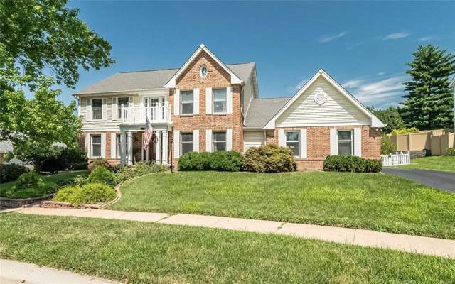 301 Penshurst Place, Chesterfield, MO 63017 (#19055256) :: The Becky O'Neill Power Home Selling Team