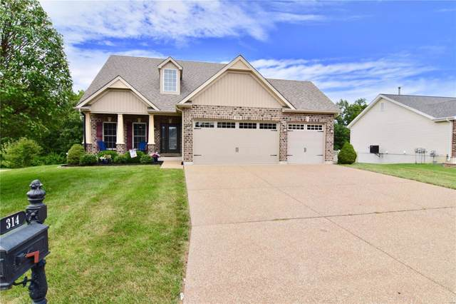 314 Wabash Woods, O'Fallon, MO 63366 (#19055263) :: RE/MAX Vision