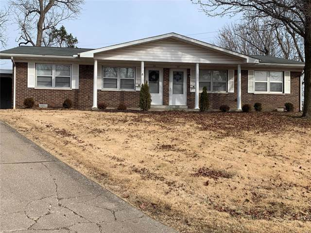 22 President 20&22, Belleville, IL 62226 (#19055305) :: Fusion Realty, LLC