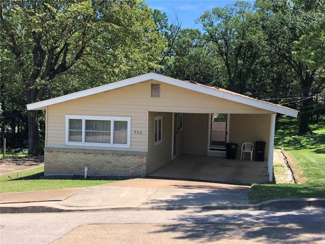 306 Hill Street, Bonne Terre, MO 63628 (#19055332) :: RE/MAX Professional Realty