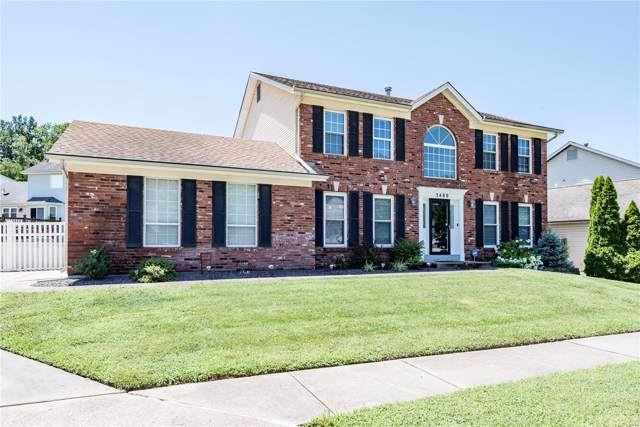 3480 Summerlyn Drive, St Louis, MO 63129 (#19055384) :: RE/MAX Vision