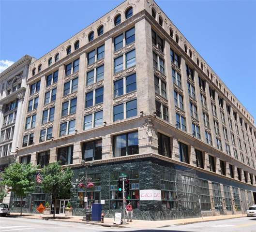 901 Washington Avenue #607, St Louis, MO 63101 (#19055459) :: RE/MAX Vision