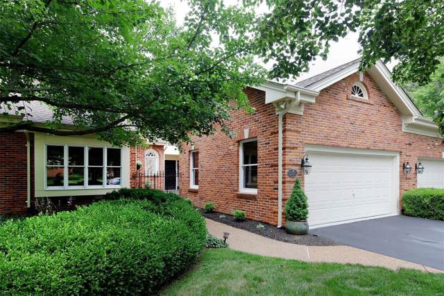 13313 Fairfield Square, Chesterfield, MO 63017 (#19055493) :: Clarity Street Realty