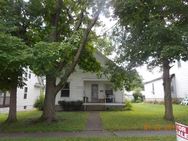 219 S Oak Street, NOKOMIS, IL 62075 (#19055499) :: Clarity Street Realty