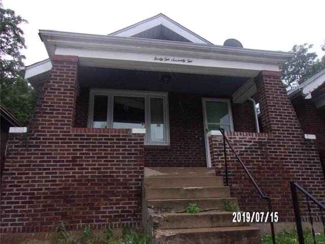 4272 E Margaretta Avenue, St Louis, MO 63115 (#19055511) :: RE/MAX Vision