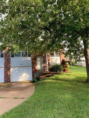 844 Edgewood Drive, Arnold, MO 63010 (#19055514) :: Clarity Street Realty