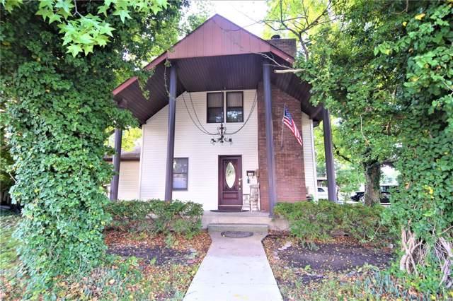 118 E Central Street, Bethalto, IL 62010 (#19055521) :: Fusion Realty, LLC