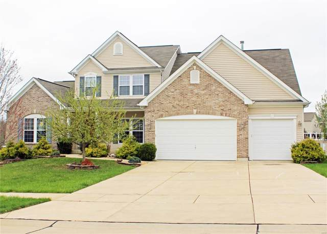 1260 Green Vale Court, Fenton, MO 63026 (#19055533) :: Kelly Hager Group | TdD Premier Real Estate