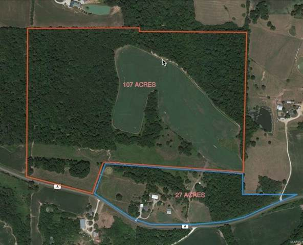 0 107 +/- Acres Highway A, Hawk Point, MO 63349 (#19055584) :: RE/MAX Professional Realty