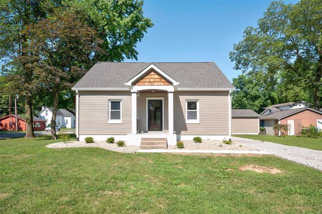 301 N Edison Street, Freeburg, IL 62243 (#19055610) :: Matt Smith Real Estate Group