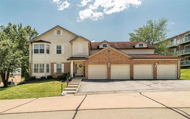 10940 Village Grove Drive C, St Louis, MO 63123 (#19055611) :: Realty Executives, Fort Leonard Wood LLC