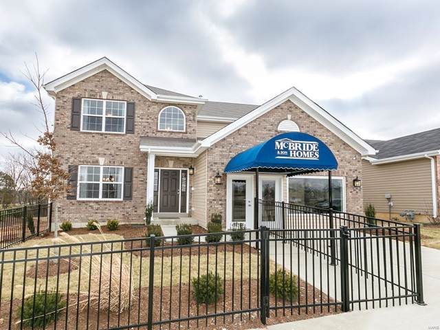 449 Jockeys Run Drive, Wentzville, MO 63385 (#19055663) :: Clarity Street Realty