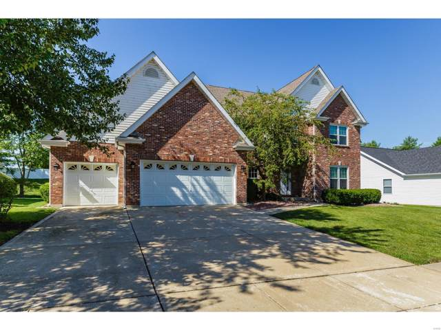 4079 Jacobs Landing, Saint Charles, MO 63304 (#19055704) :: The Becky O'Neill Power Home Selling Team