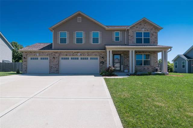 2667 London Lane, Belleville, IL 62221 (#19055755) :: The Becky O'Neill Power Home Selling Team