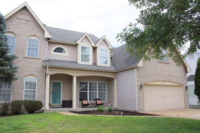 714 Vista Hills Ct, Eureka, MO 63025 (#19055773) :: The Becky O'Neill Power Home Selling Team