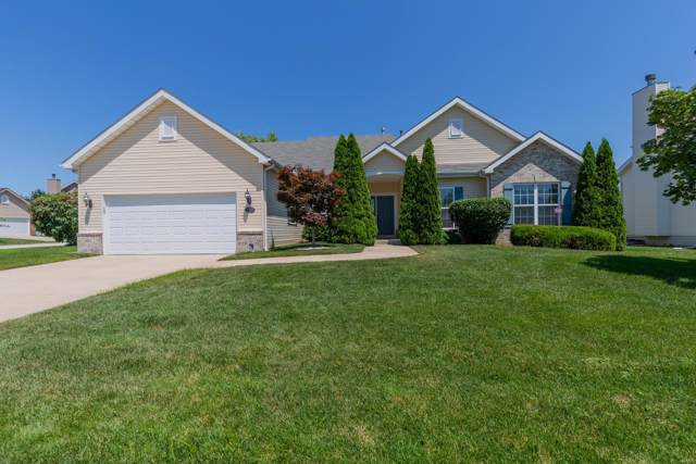 3808 Appaloosa Drive, Swansea, IL 62226 (#19055815) :: Holden Realty Group - RE/MAX Preferred