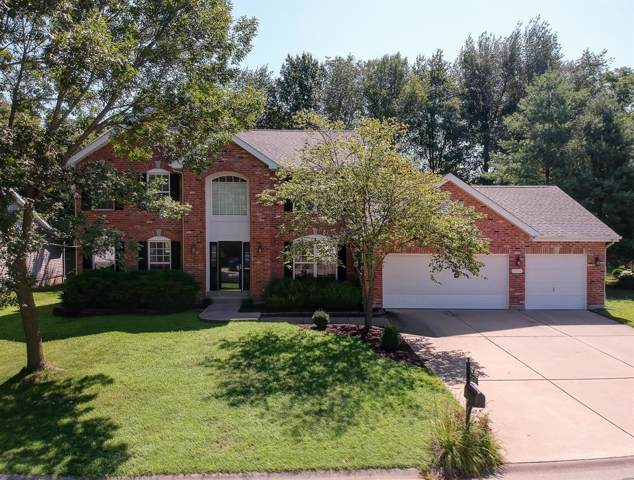 2918 Fourteenth Fairway, Belleville, IL 62220 (#19055846) :: The Becky O'Neill Power Home Selling Team