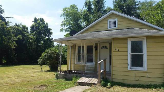 218 E Russell Street, Ironton, MO 63650 (#19055877) :: Holden Realty Group - RE/MAX Preferred
