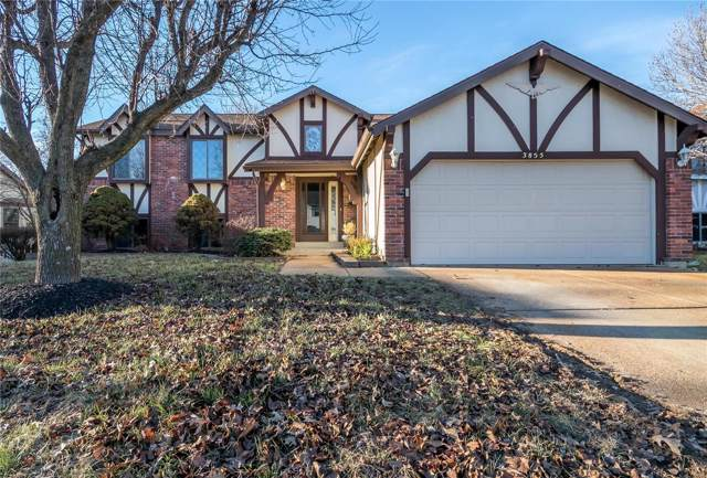 3855 Justice, Florissant, MO 63034 (#19055903) :: The Becky O'Neill Power Home Selling Team