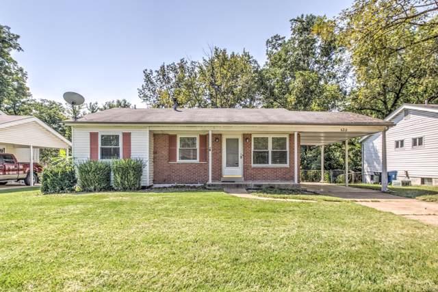 132 Foxtree Drive, Hazelwood, MO 63042 (#19055926) :: The Becky O'Neill Power Home Selling Team