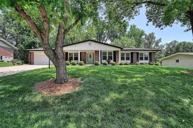 18 Orange Hills Drive, Chesterfield, MO 63017 (#19055987) :: The Kathy Helbig Group