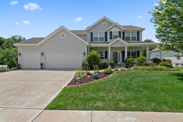 102 Riparian Drive, Dardenne Prairie, MO 63368 (#19056146) :: The Kathy Helbig Group