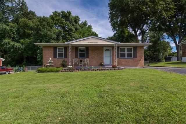117 Ridgemoor, Glen Carbon, IL 62034 (#19056209) :: Clarity Street Realty