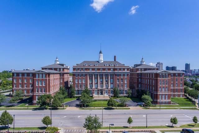 1515 Lafayette Avenue #110, St Louis, MO 63104 (#19056258) :: Hartmann Realtors Inc.