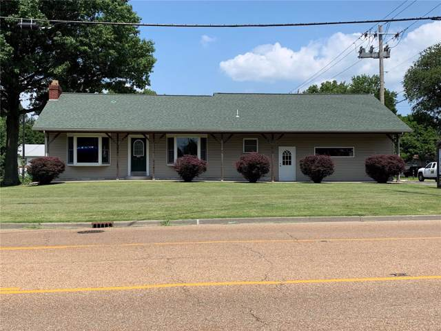 502 W Highway 50, O'Fallon, IL 62269 (#19056294) :: Fusion Realty, LLC
