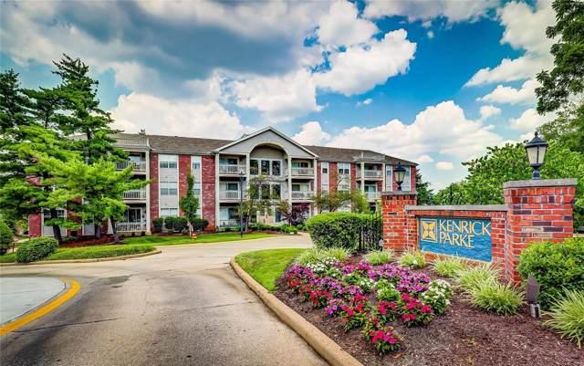 5376 N Kenrick Parke #204, St Louis, MO 63119 (#19056328) :: Realty Executives, Fort Leonard Wood LLC