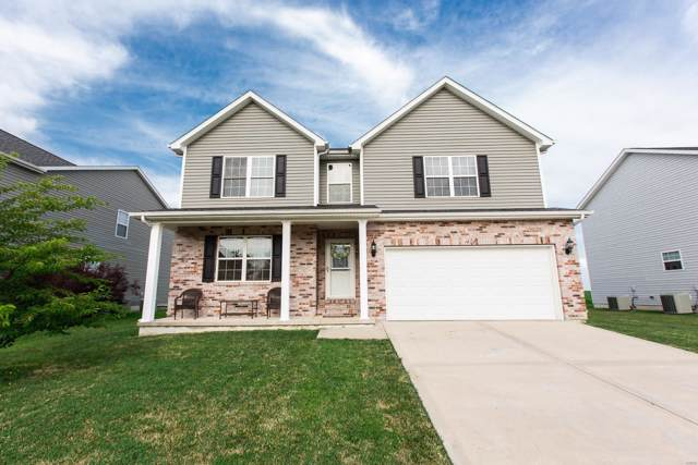 1132 Beechcraft Boulevard, Mascoutah, IL 62258 (#19056393) :: The Becky O'Neill Power Home Selling Team