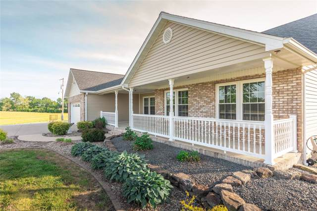 5403 Cross Church Rd, PINCKNEYVILLE, IL 62274 (#19056429) :: Holden Realty Group - RE/MAX Preferred