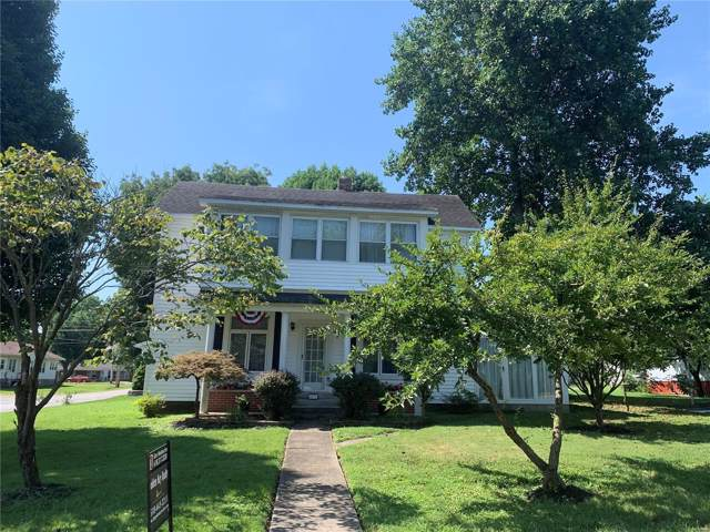 401 W Pine, PERCY, IL 62272 (#19056506) :: The Kathy Helbig Group
