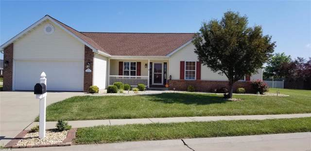 601 Moorland Circle, Mascoutah, IL 62258 (#19056558) :: The Becky O'Neill Power Home Selling Team