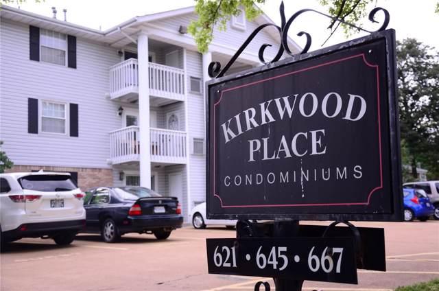621 S Kirkwood #203, St Louis, MO 63122 (#19056610) :: Peter Lu Team