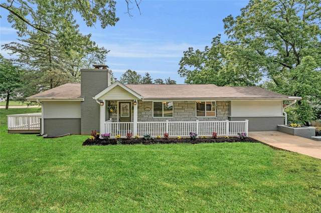 1004 Glenford Court, Kirkwood, MO 63122 (#19056613) :: The Becky O'Neill Power Home Selling Team