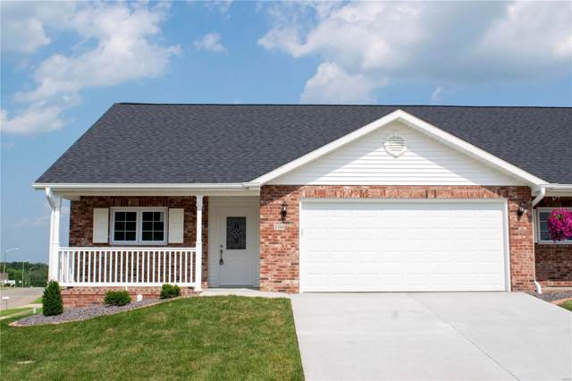 100 Megan Ct  # 8, Valmeyer, IL 62295 (#19056637) :: The Becky O'Neill Power Home Selling Team