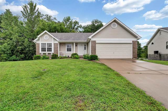 1225 Powell Place, Pacific, MO 63069 (#19056700) :: The Becky O'Neill Power Home Selling Team