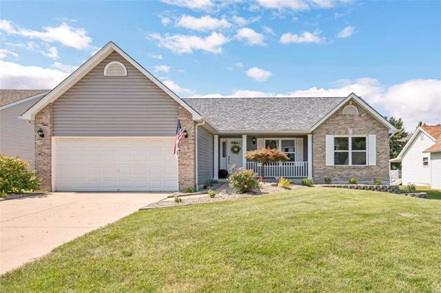 92 Mapleleaf Court, Saint Peters, MO 63376 (#19056717) :: The Kathy Helbig Group