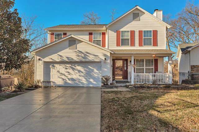 833 Crescent Ridge, Valley Park, MO 63088 (#19056765) :: The Becky O'Neill Power Home Selling Team